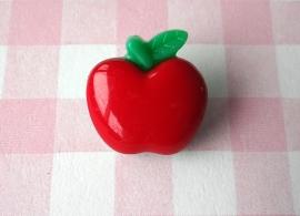 Knoop appel Rood