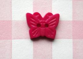Knoop vlinder fuchsia