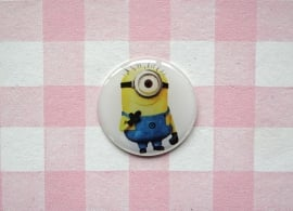 Epoxy sticker Minion