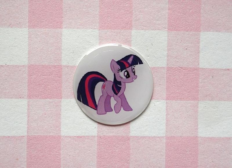 Epoxy sticker My Little Pony Princess Twilight Sparkle