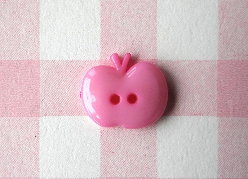Knoop appel Roze