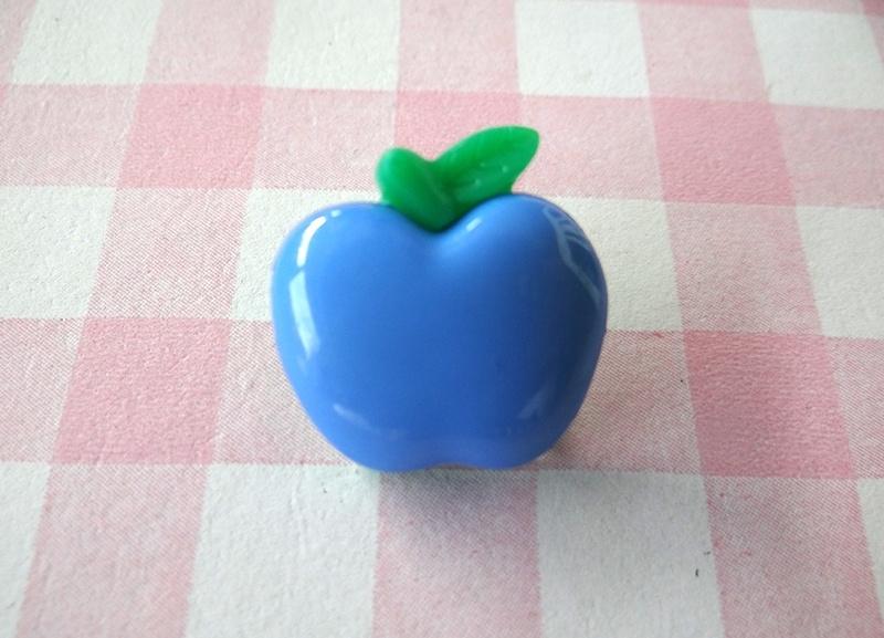 Knoop appel Blauw
