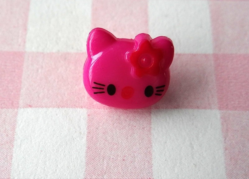 Hello Kitty fuchsia