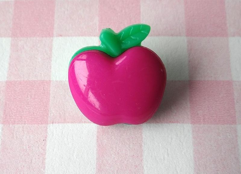 Knoop appel Fuchsia