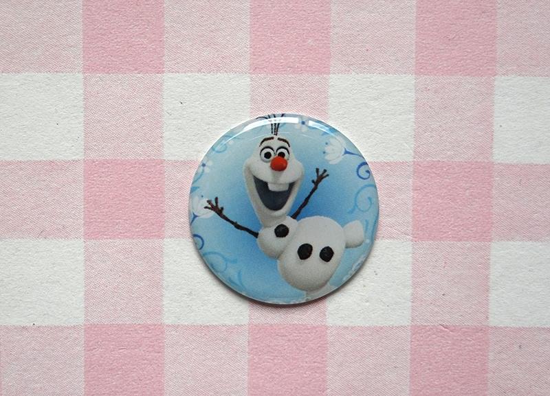 Epoxy sticker Olaf