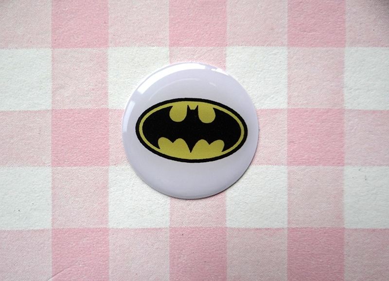 Epoxy sticker Batman