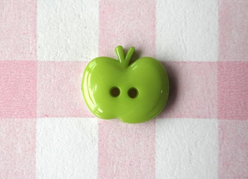 Knoop appel Groen