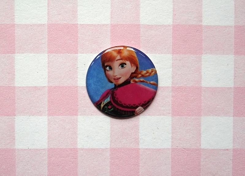 Epoxy sticker Anna