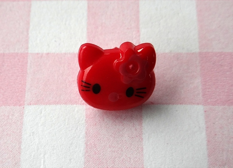 Hello Kitty rood