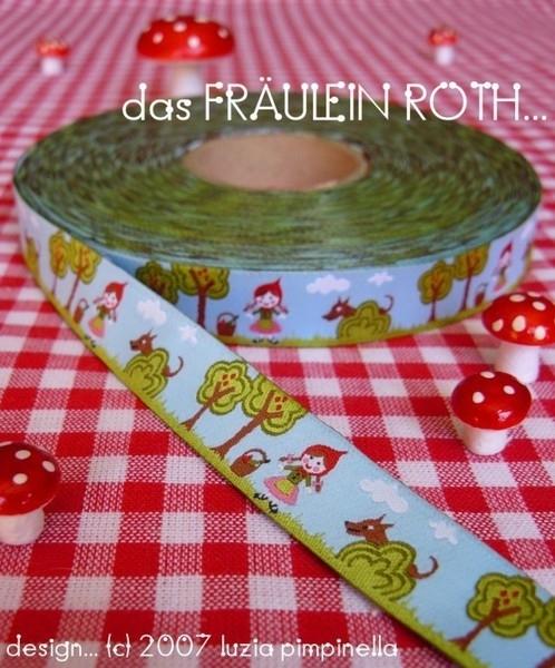 Sierband Frolein Roth