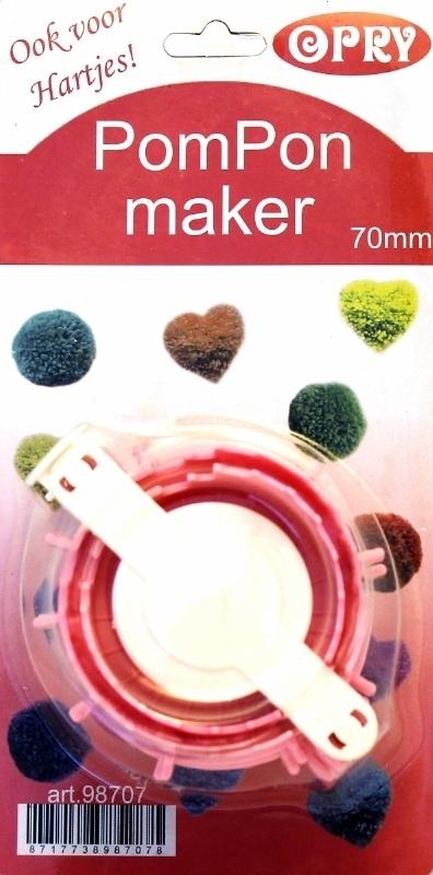 Pompom maker 70mm