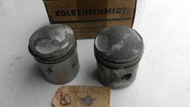 Original Kolbenschmidt -Kolben 61,46mm