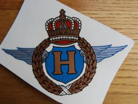 Horex Vorkriegs-Emblem,gross,Schiebebild