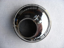 Luftfilter aus Edelstahl,D=108 mm,exzentrische Anordnung für Reg.01-06