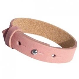 Armband 15 mm pink blush