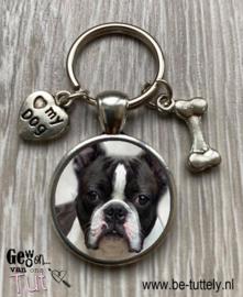 Sleutelhanger Hond met foto