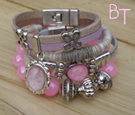 Armbandenset Ibiza Summer Boho Beauty
