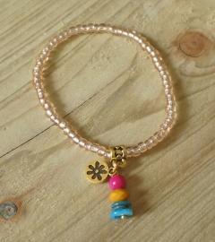 Ibiza Summer 2015 mix & match armband little gold