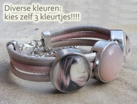 Armband 15 mm multi colours