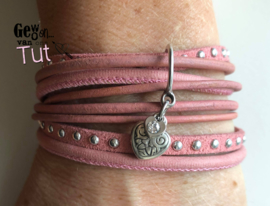 Armband wrap coral