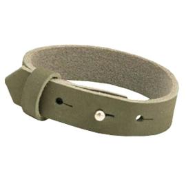 Armband 15 mm Sage green