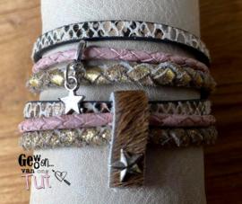 Wrap it armband 1