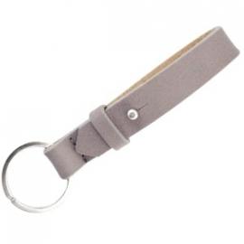 Sleutelhanger 15 mm velvet taupe
