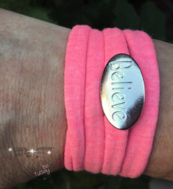 Stretchy Wrap hot pink