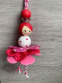 Heppie Doll Pink Prinsesje