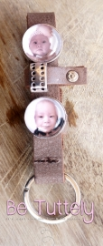 Foto sleutelhanger voor opa! met foto's