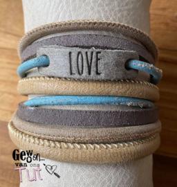 Wrap it armband 9