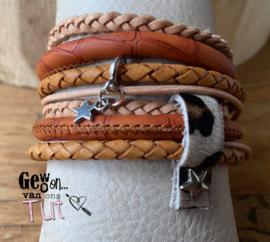 Wrap it armband 11