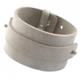 Armband 15 mm country grey extra breed