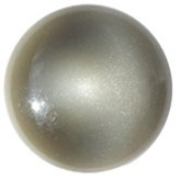Polaris Elements steen centroperla grey 20 mm
