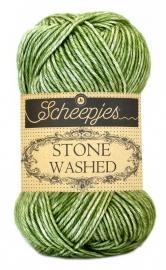 Scheepjeswol Stone Washed Canada Jade 806