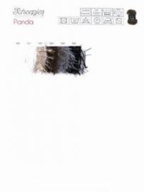 Staalkaart Scheepjes Panda