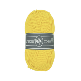 Durable Cosy extra fine - 2180 Bright Yellow