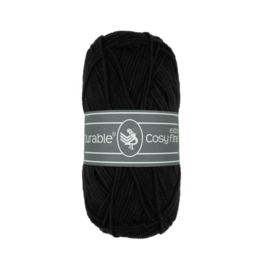 Durable Cosy extra fine - 325 Black