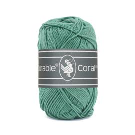 Durable Coral Mini - 2134 Vintage Green