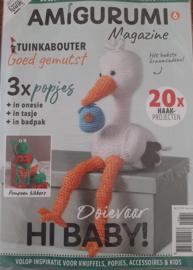 Aan de haak tijdschrift  Amigurumi Magazine nr. 6
