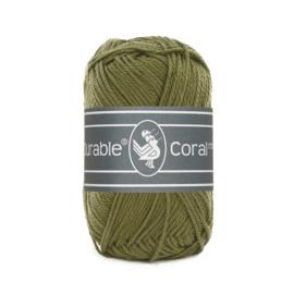 Durable Coral Mini - 2168 Khaki