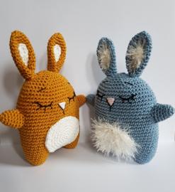 Garenpakket: By Bets Bunny Bo Blauw