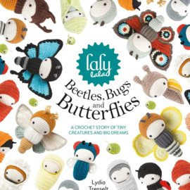 Lalylala beetles, bugs and butterflies (Engelstalig)