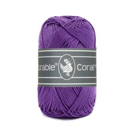 Durable Coral Mini - 270 Purple