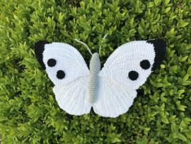 Garenpakket | Miekscreaties Koolwitje Vlinder