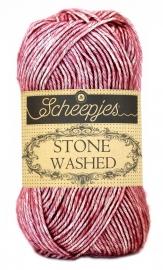 Scheepjeswol Stone Washed Corundum Ruby 808