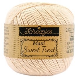 Scheepjes Maxi Sweet Treat  25 gram  - Shell 255