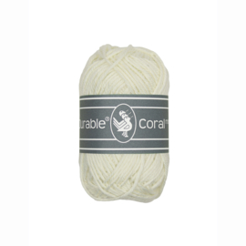 Durable Coral Mini - 326 Ivory
