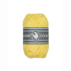 Durable Coral Mini - 309 Light Yellow