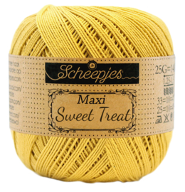 Scheepjes Maxi Sweet Treat  25 gram - Gold  154